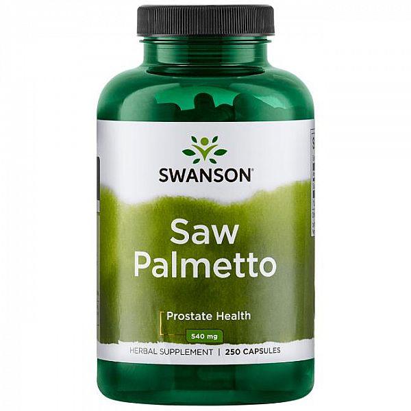 Со пальметто (Saw Palmetto) 540 мг 250 капсул