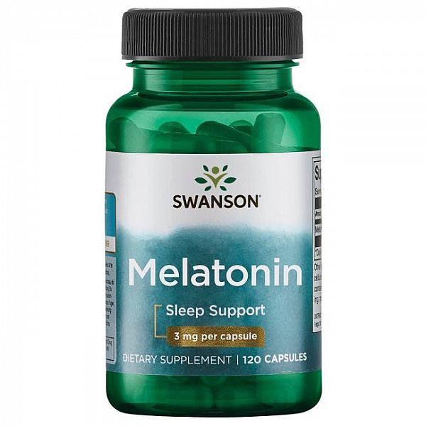Мелатонин 3 мг 120 капсул