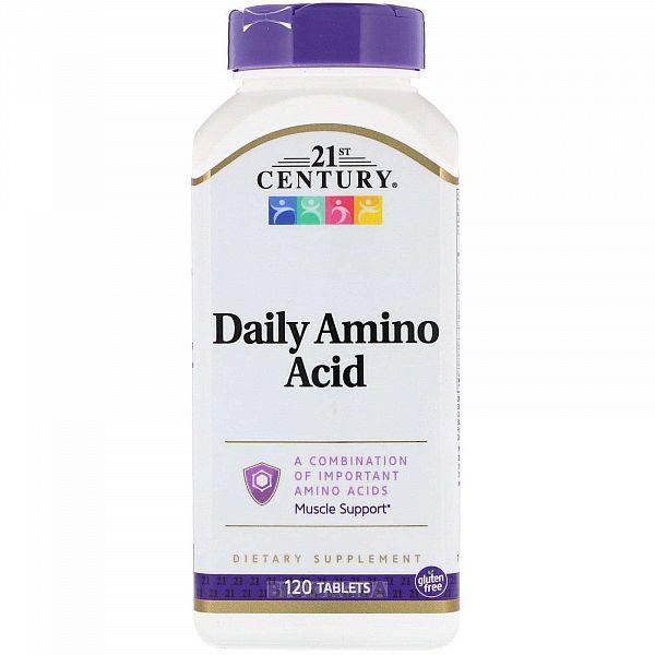 Комплекс аминокислот (DAILY AMINO ACID) 120 таблеток