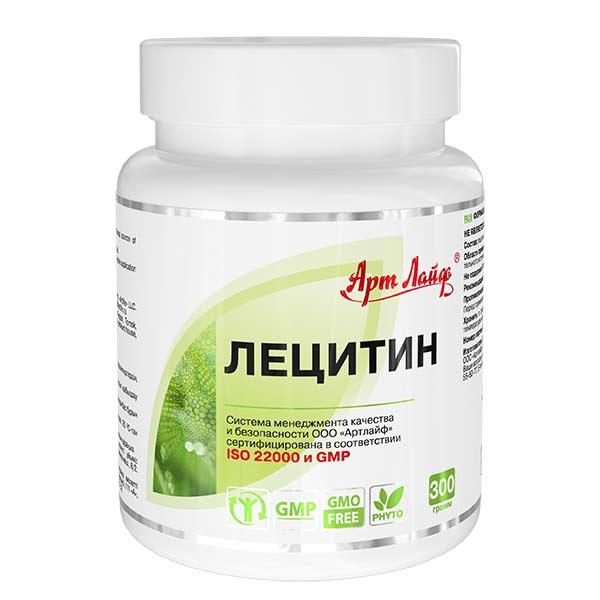 Лецитин соевый 300 г