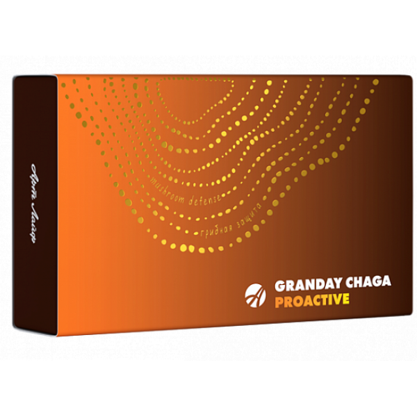 ГРАНДЭЙ ЧАГА (Granday Chaga Proactive) 135 таблеток