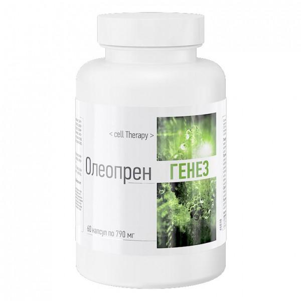 Олеопрен Генез 790 мг 60 капсул