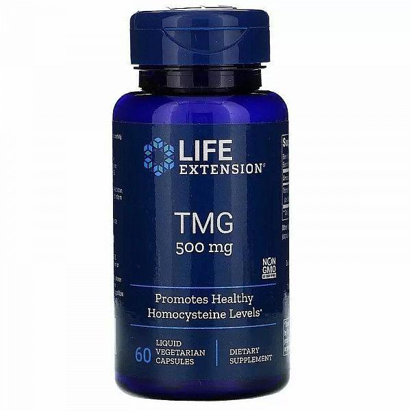 Триметилглицин (TMG) 500 мг 60 капсул