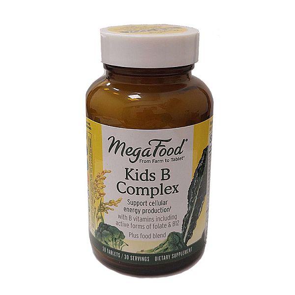 Витамин В комплекс для детей (Kid's B Complex) 30 таблеток
