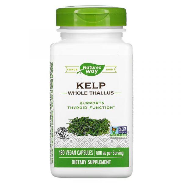 Келп (Ламинария Kelp) 300 мкг 180 капсул