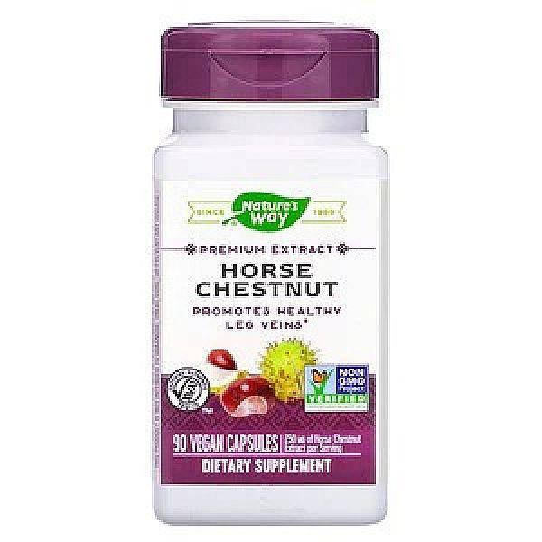 Экстракт конского каштана (Horse chestnut) 90 капсул