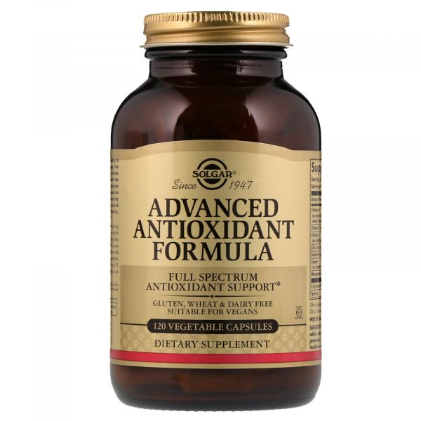 Антиоксидантный комплекс (Advanced Antioxidant Formula) 120 капсул