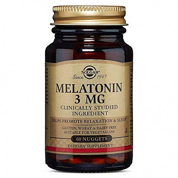 Мелатонин (Melatonin) 3 мг 60 таблеток