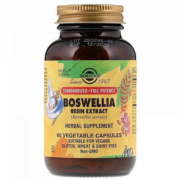 Босвеллия (Boswellia Resin) 350 мг 60 капсул