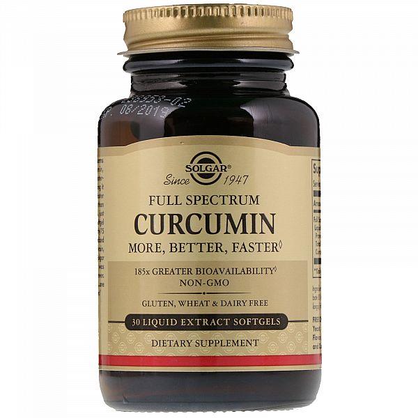 Куркумин (Curcumin) 40 мг 30 капсул
