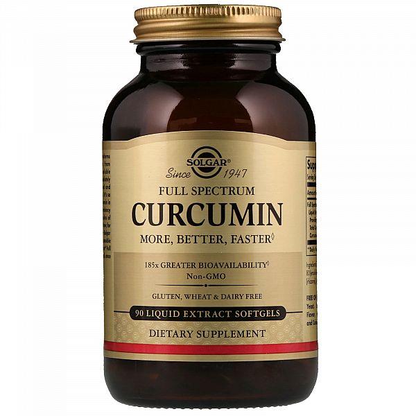 Куркумин (Curcumin) 40 мг 90 капсул