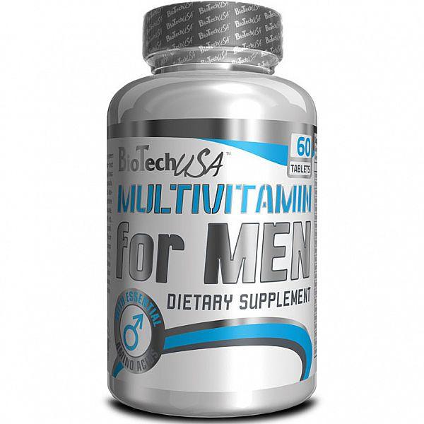 Мультивитамины (Multivitamin for Men) 60 таблеток
