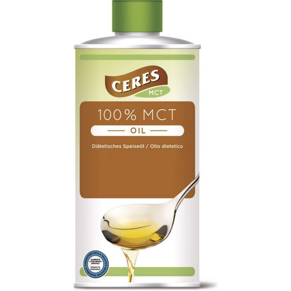 Масло Церес МСТ 100%  (CERES MCT OIL 100%)  500 мл