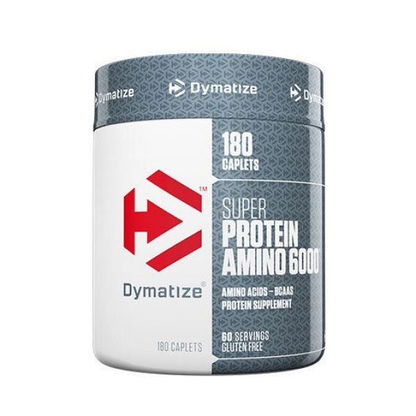 Аминокислоты (DM Super Amino 6000) 180 таблеток