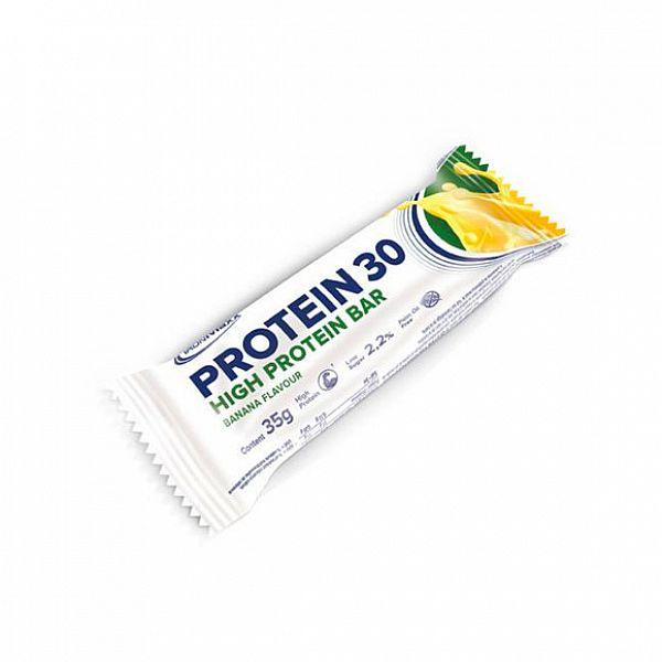 Протеиновый батончик (Protein 30) 35 г 1/24 со вкусом банана