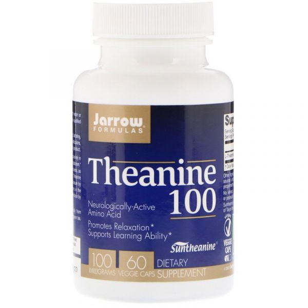Теанин (Theanine) 100 мг 60 капсул