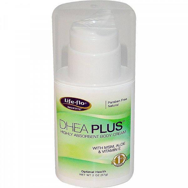Хорошо впитывающийся крем для тела DHEA+ (DHEA+) 57 г