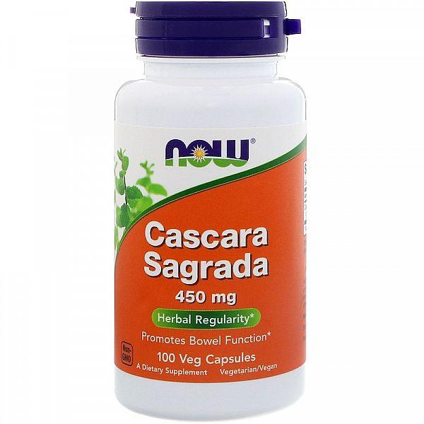 Каскара саграда (Cascara Sagrada) 450 мг 100 капсул
