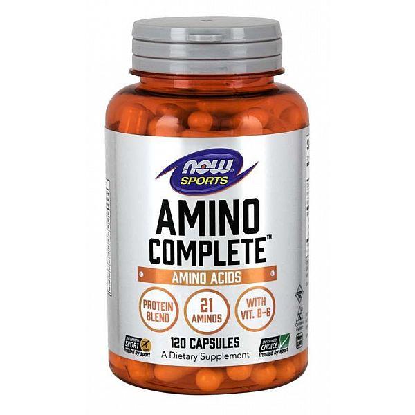Комплекс аминокислот (Amino Complete Sports) 120 капсул