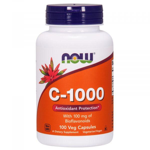Витамин C с биофлавоноидами (Vitamin C) 1000 мг 100 капсул