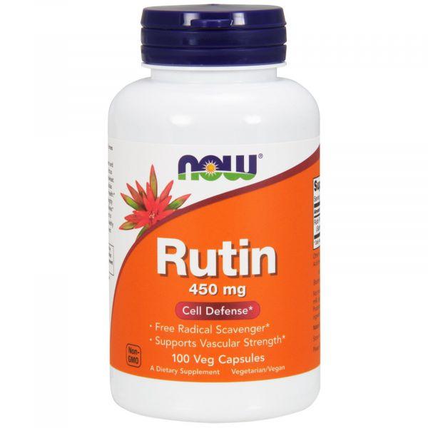 Рутин (Rutin) 450 мг 100 капсул