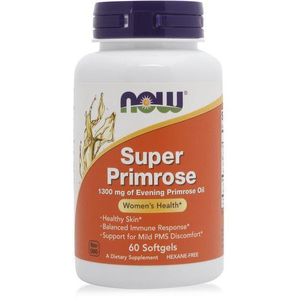 Масло вечерней примулы (Evening Primrose oil) 1300 мг 60 капсул