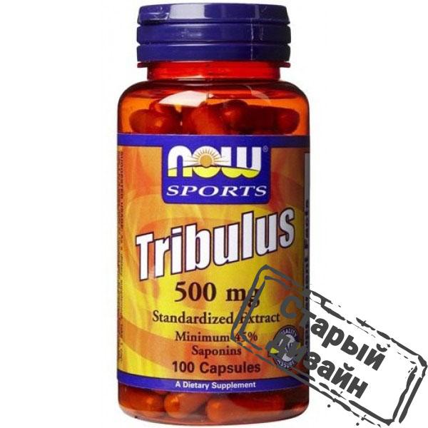 Трибулус (Tribulus) 500 мг 100 капсул