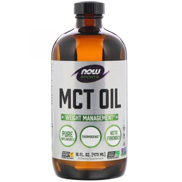 Масло МСТ (MCT Oil) 473 мл