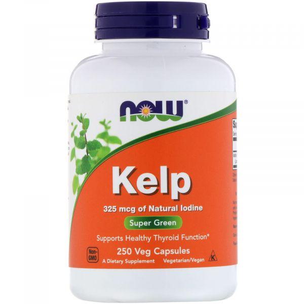 Келп (Ламинария Kelp) 325 мкг 250 капсул