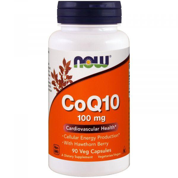 Коэнзим Q10 (CoQ10) 100 мг 90 капсул