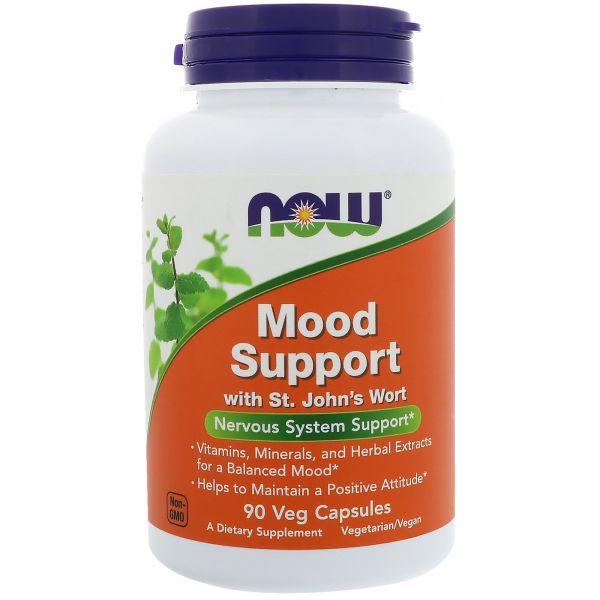 Комплекс для поддержки настроения со зверобоем (Mood Support) 90 капсул