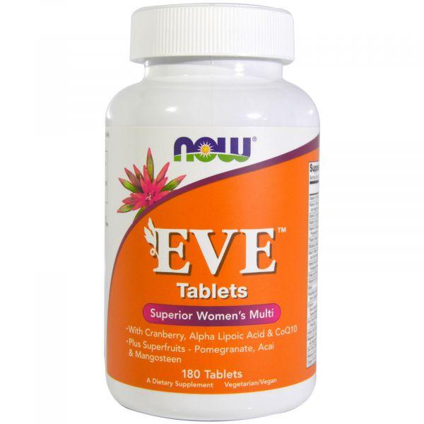 Витамины для женщин Ева (Eve Tablets) 180 таблеток