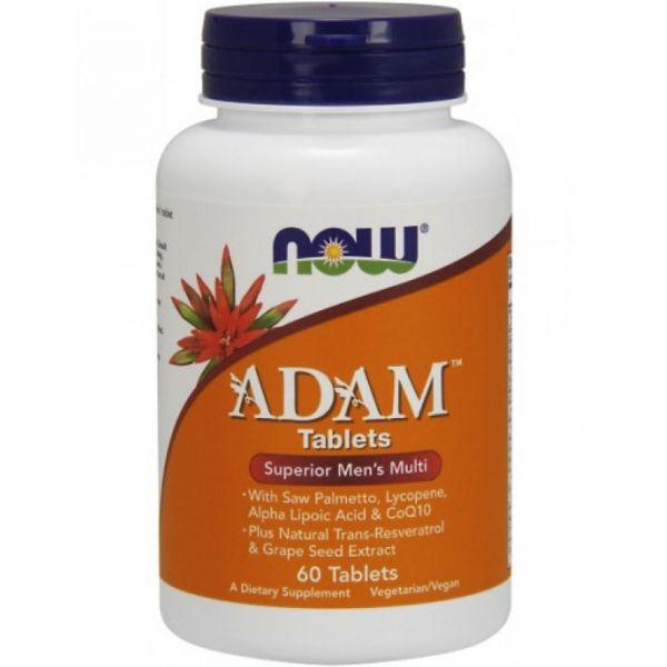 Мультивитамины для мужчин (Adam Tablets) 60 таблеток