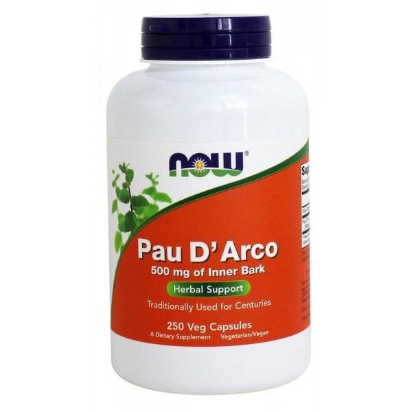 Пау Дарко (Pau D' Arco) 500 мг 250 капсул