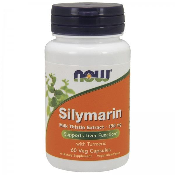 Силимарин (Silymarin) 150 мг 60 капсул