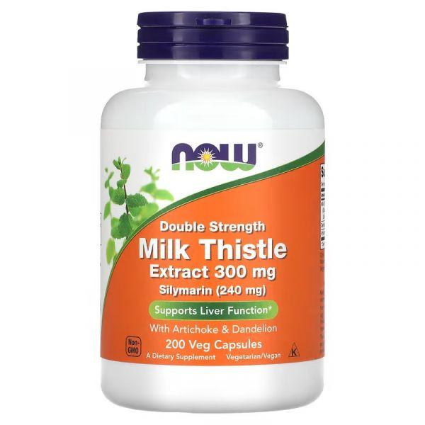 Силимарин (Silymarin) 300 мг 200 капсул