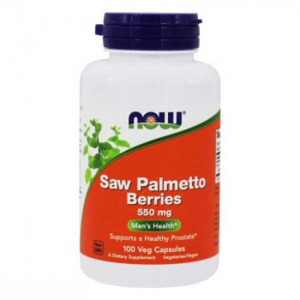 Со Пальметто (Saw Palmetto) 550 мг 100 капсул