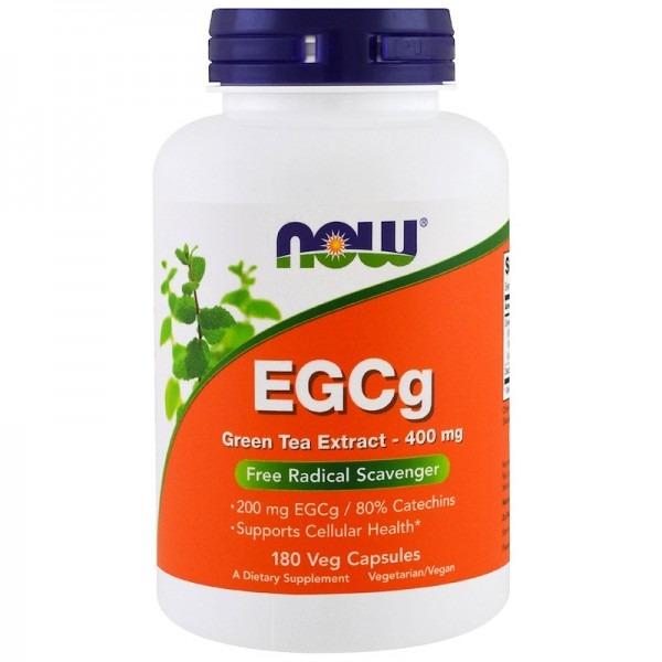 Экстракт зеленого чая (Green Tea Extract EGCg) 400 мг 90 капсул