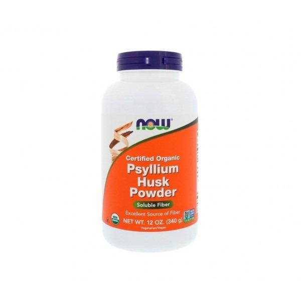 Порошок шелухи подорожника (Psyllium Husk Powder) 340 г