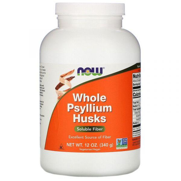 Шелуха подорожника (Whole Psyllium) 340 г