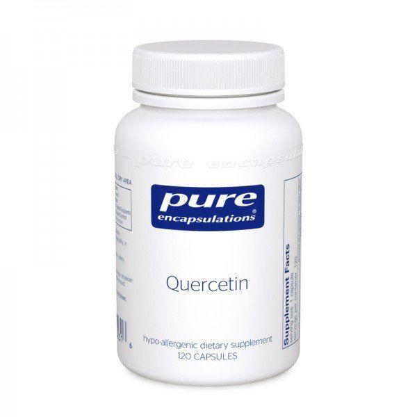 Кверцетин (Quercetin) 250 мг 60 капсул