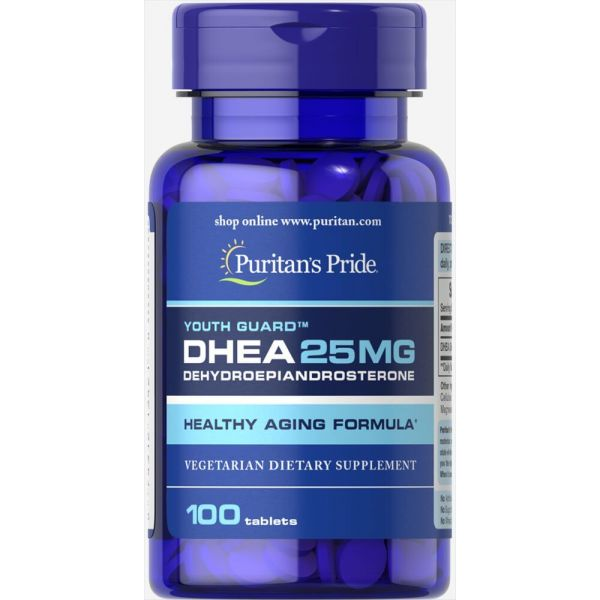 ДГЭА (DHEA) 25 мг 100 таблеток