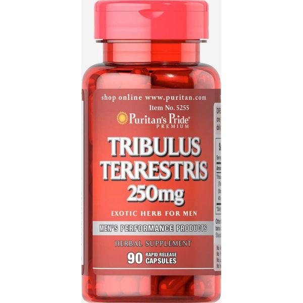 Трибулус террестрис (Tribulus Terrestris) 250 мг 90 капсул
