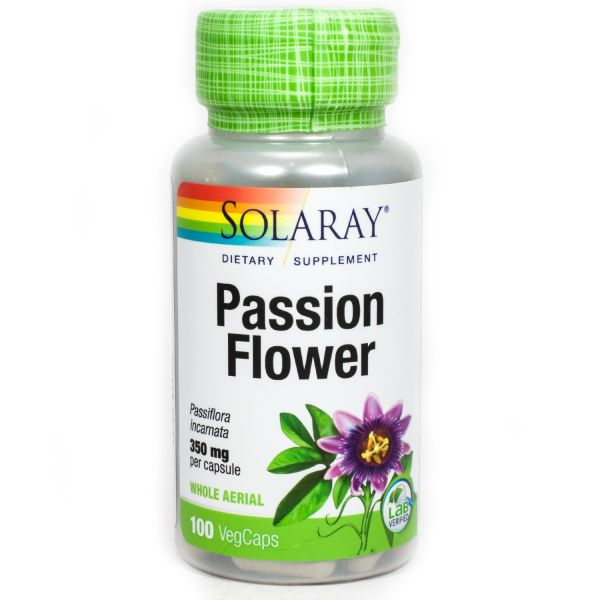 Пассифлора (Passion Flower) 350 мг 100 капсул