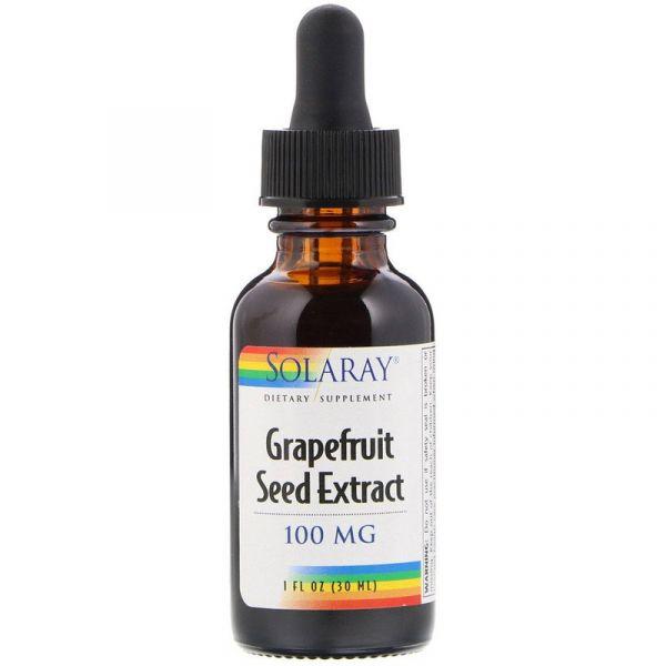 Экстракт семян грейпфрута (Grapefruit Seed Extract) 100 мг 30 мл