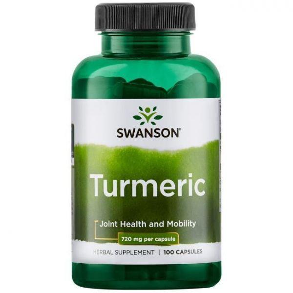 Куркума (Turmeric) 720 мг 100 капсул