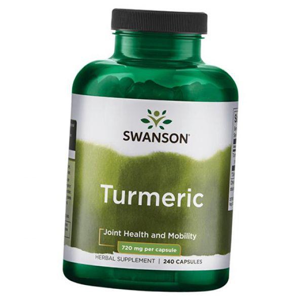Куркума (Turmeric) 720 мг 240 капсул