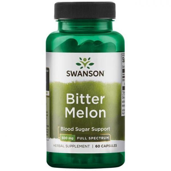 Горькая дыня (Bitter Melon) 500 мг 60 капсул