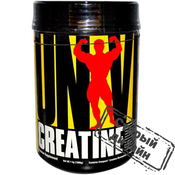 Креатин моногидрат (Creatine powder) 5000 мг 1000 г