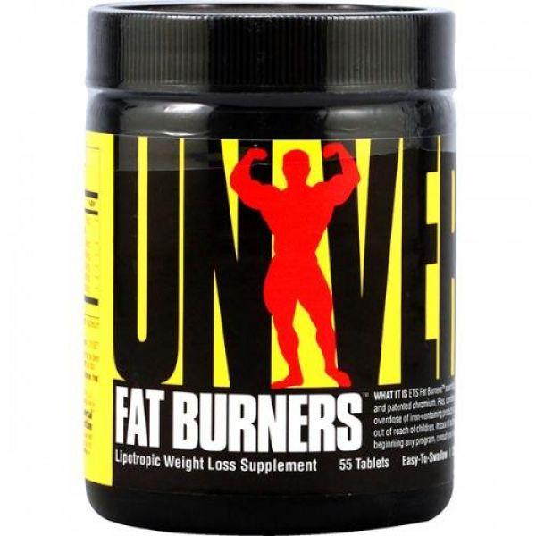 Жиросжигатель (UN FAT BURNERS E/S) 55 таблеток